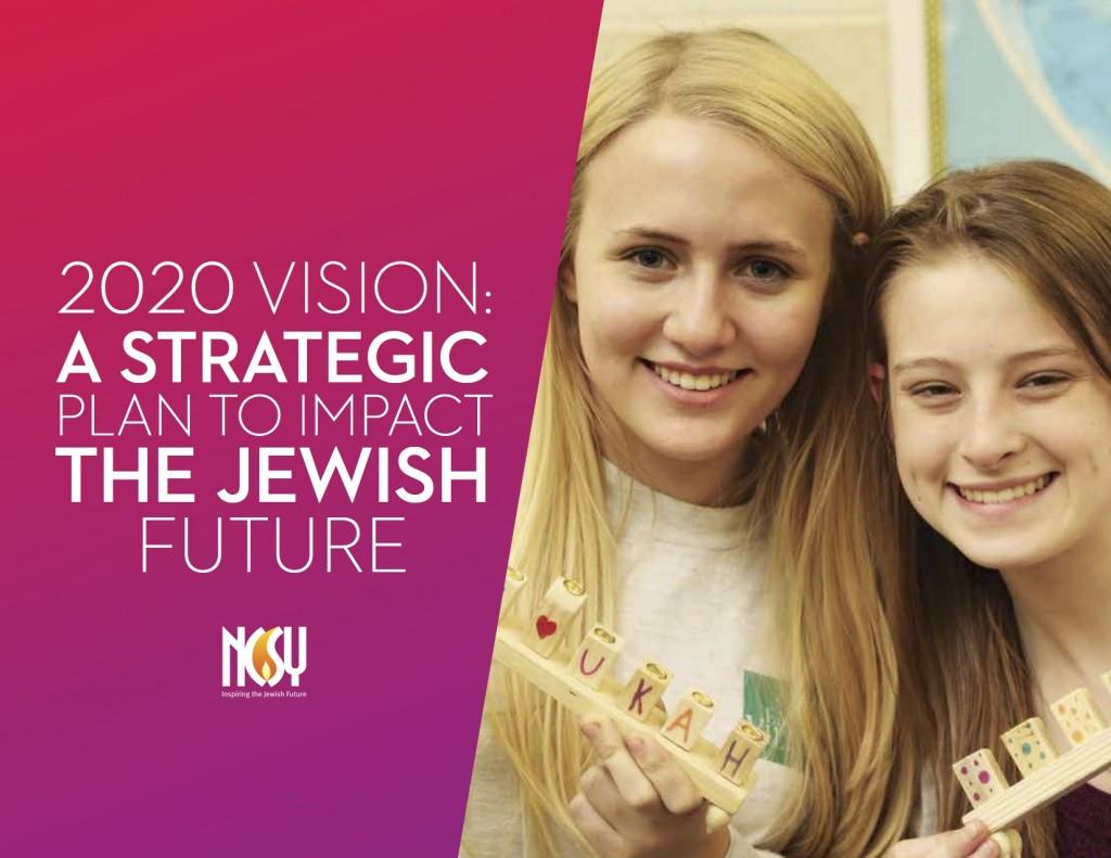 NCSY 2020 Vision
