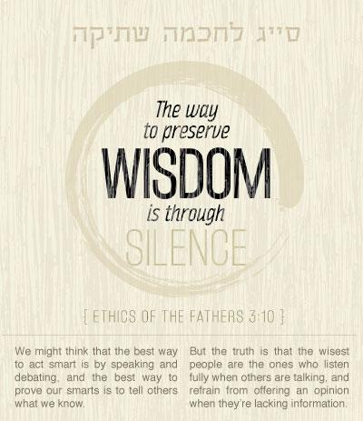 the power of silence The power of silence: against the dictatorship of noise by robert cardinal  sarah (ignatius press, san francisco), 248 pages saint john tells.