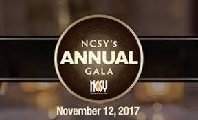 NCSY Annual Gala